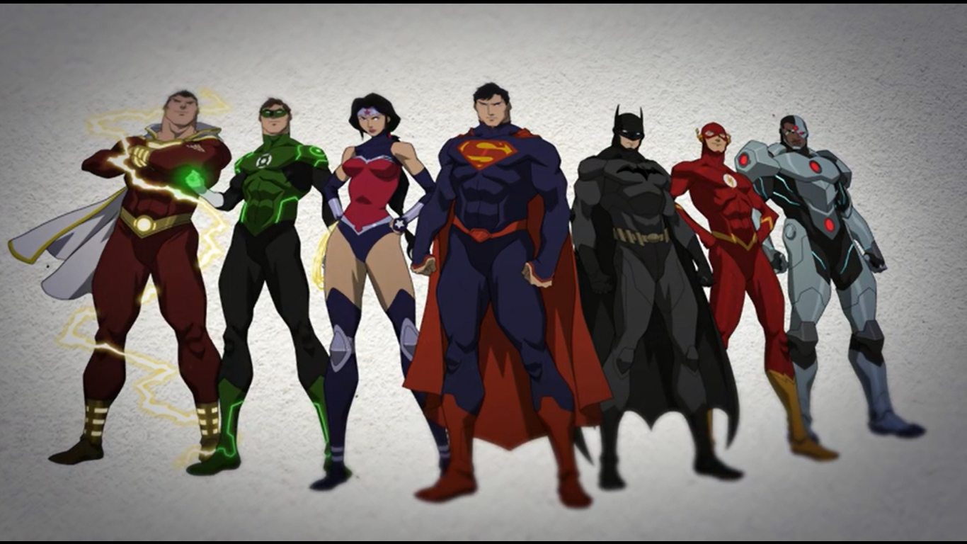 Justice League War Review From The Batcave