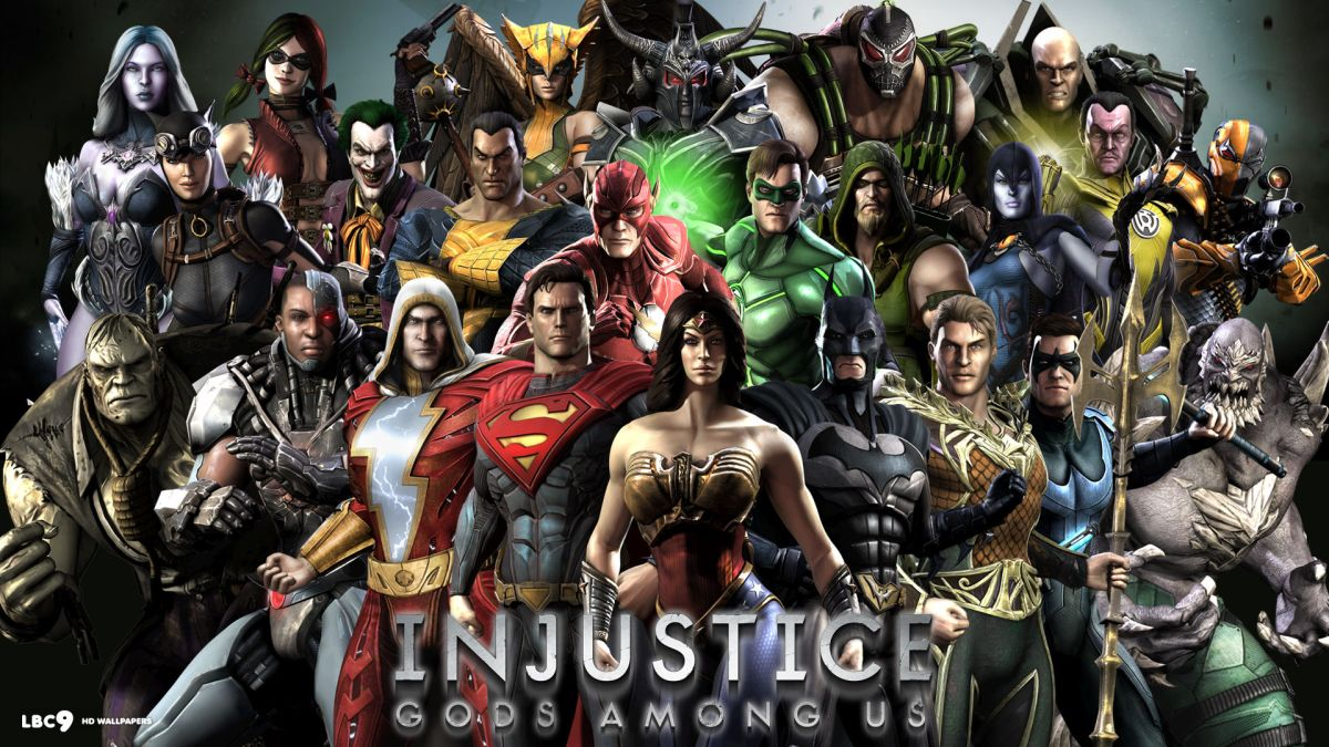 Injustice 2 to be Announced on June 2?