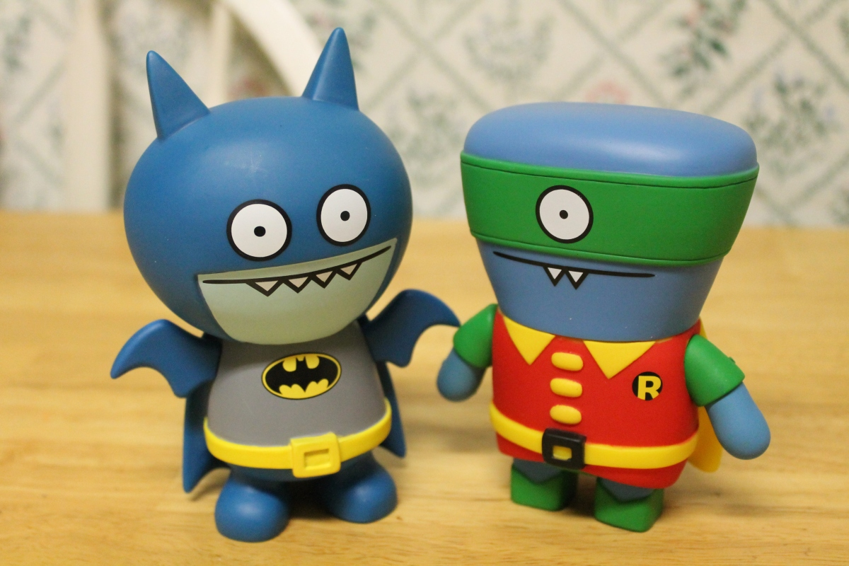 GIVEAWAY: UglyDoll and Funko Vinyl Figures