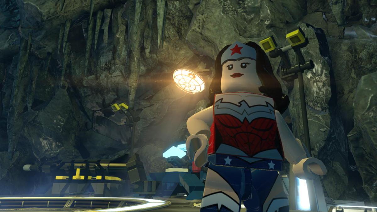 LEGO Batman 3_WonderWoman_01 | From the Batcave