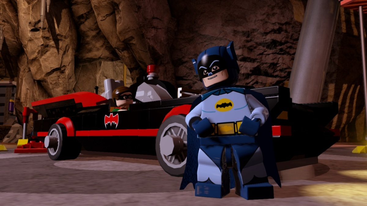 Revisit the Classic Batman TV Series of the 1960s With These New Lego Batman 3 Character Screenshots!