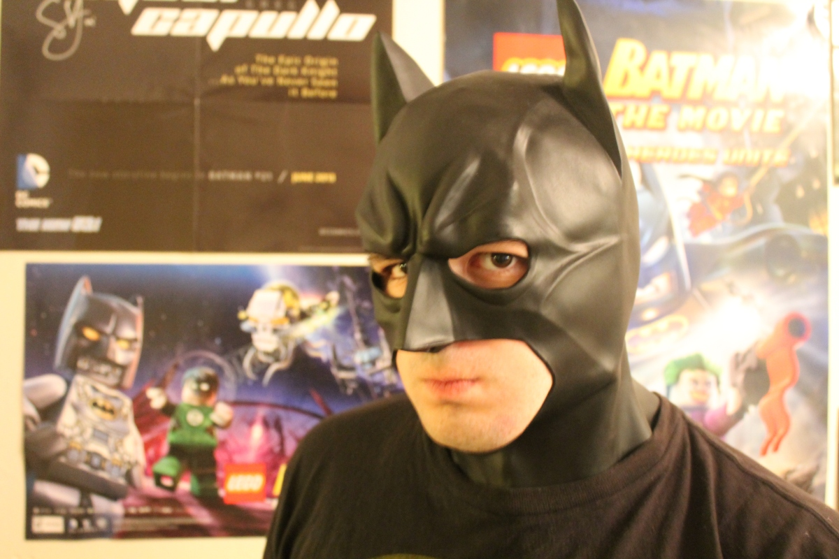 Batman Mask Review
