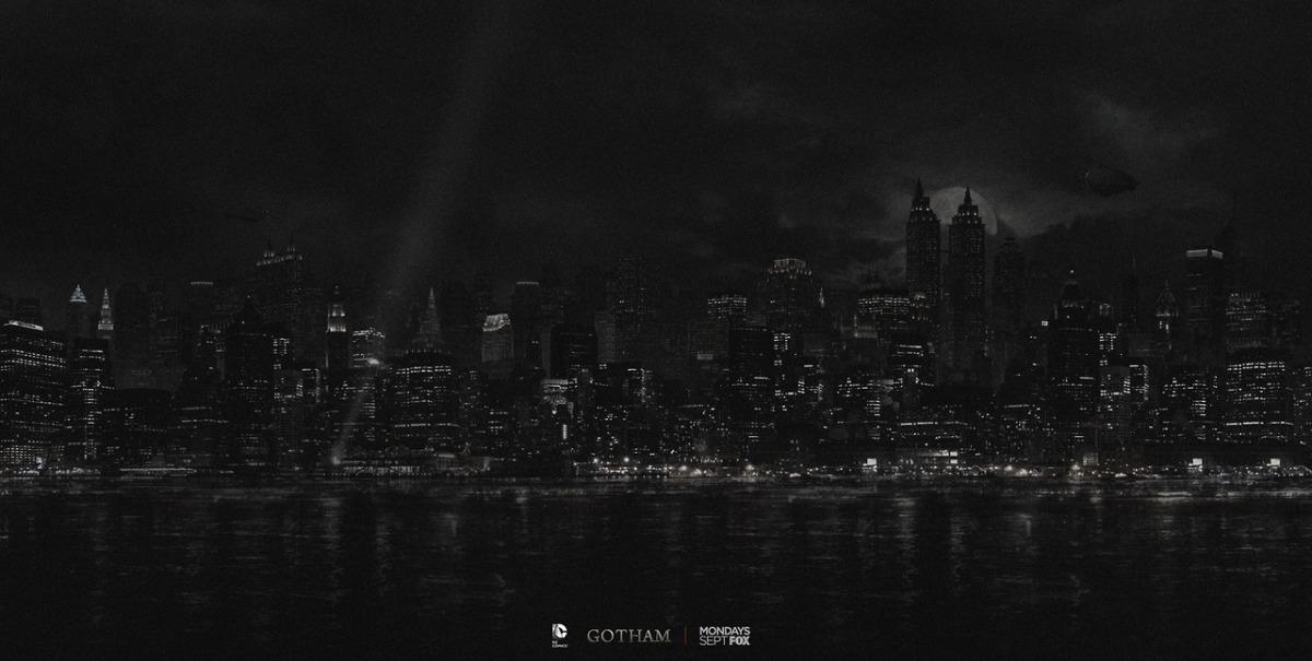 Gotham S1E01: First Impressions