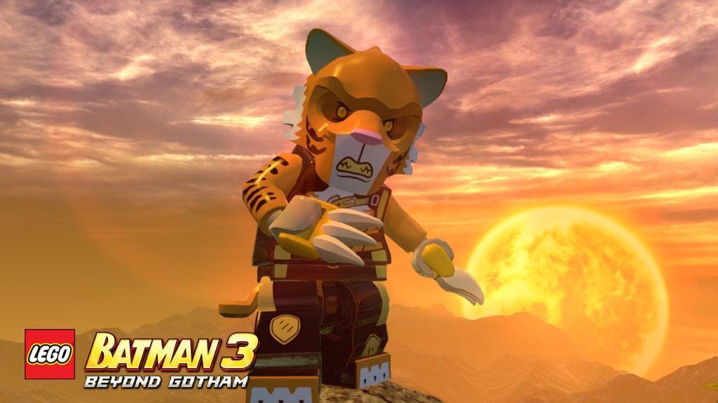 Lego Batman 3 Character Packs Lego Batman Character