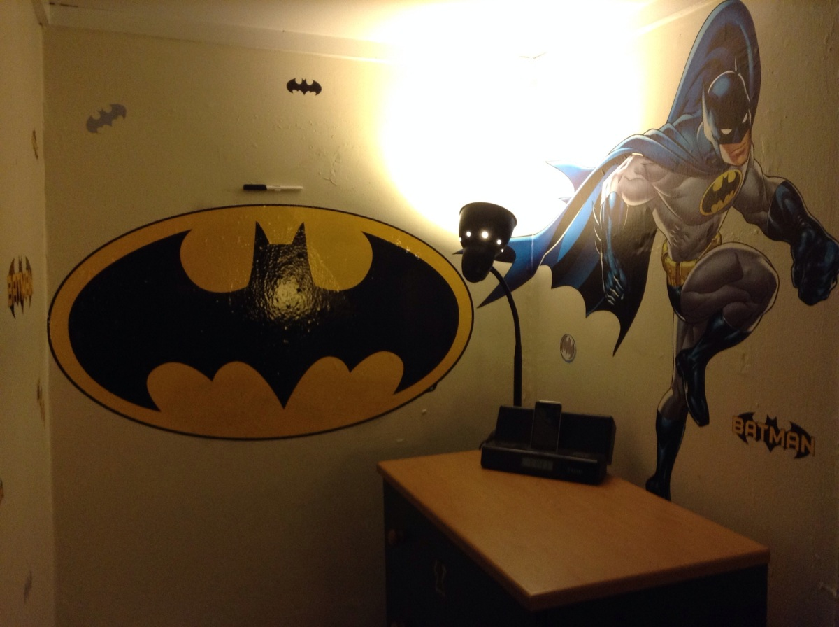 How to Create the Ultimate Batcave!
