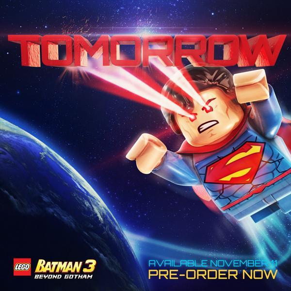 "Lego Batman 3"" Releases Tomorrow– Final Wave of Coundown Character ..."