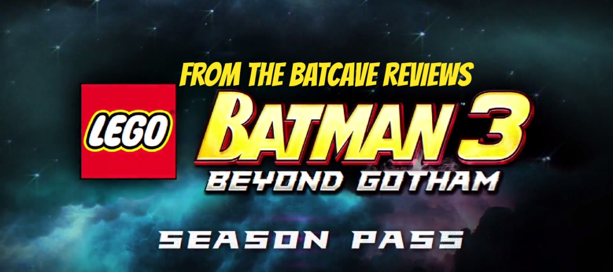 Lego Batman 3: Beyond Gotham Season Pass Review