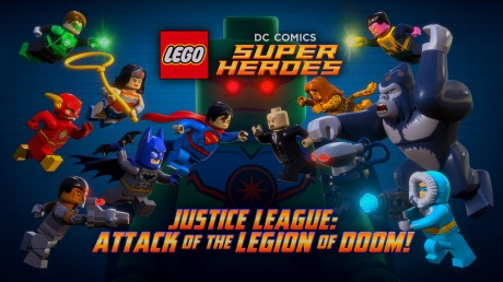 Justice League Legion of Doom