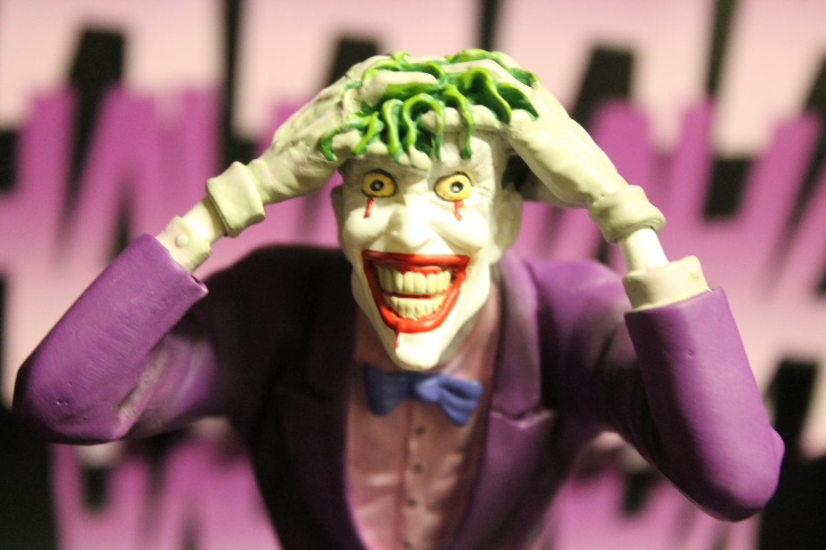 "Bring ""The Birth of the Joker"" to Life With This Premium Motion Statue from Factory Entertainment!"