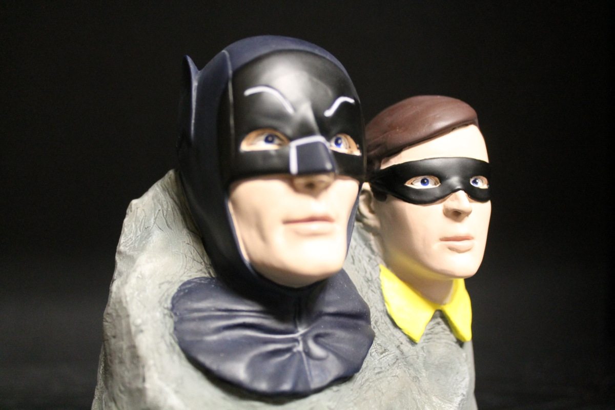 Holy Monolith, Batman! Factory Entertainment Debuts New Line Featuring Batman '66