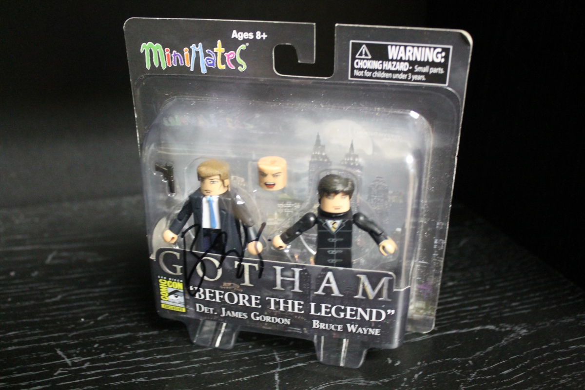 """Gotham"" MiniMates SDCC Exclusive ""Fateful Meeting"" 2-Pack Review"