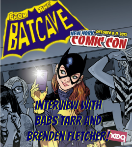 NYCC Batgirl Interview