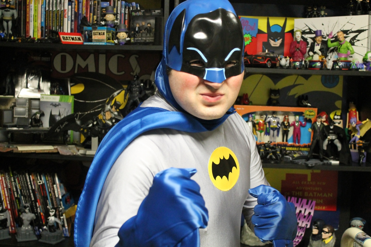 Batman '66 Costume Review