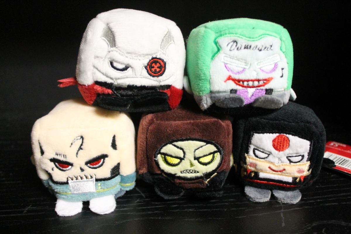 NYCC 2016: Suicide Squad Kawaii Cubes Review